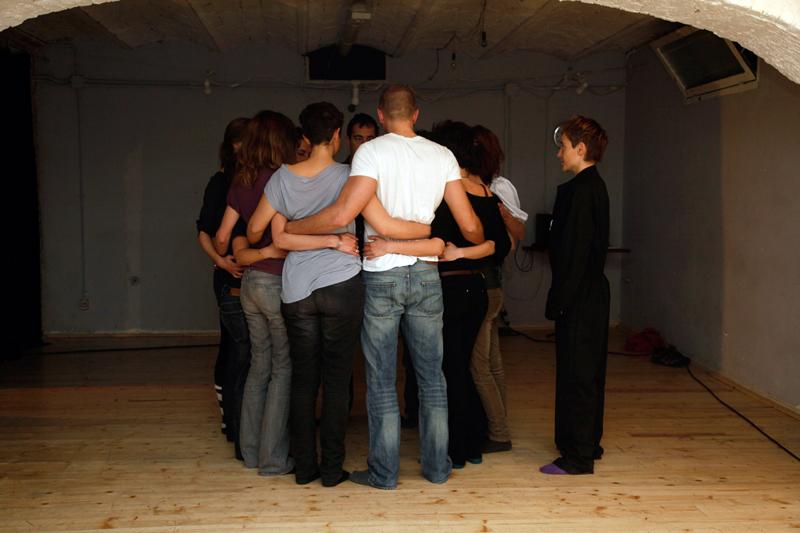 My Sex - laboratorio per Le Ragazze del porno (foto di Simona Pamp)