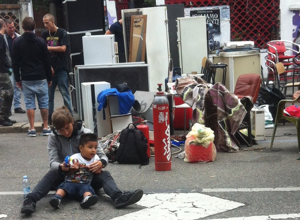 barricata meticcia
